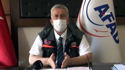 saglik taramasi -  Kayseri'de karantina süresi tamamlanan bin 225 kişi memleketlerine gönderildi