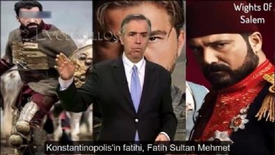 fatih sultan mehmet - Türk dizileri Yunan spikeri çıldırttı!