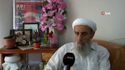 Şehit Kaymakamın babası Asım Safitürk, Yargıtay'ın kararı hakkında konuştu