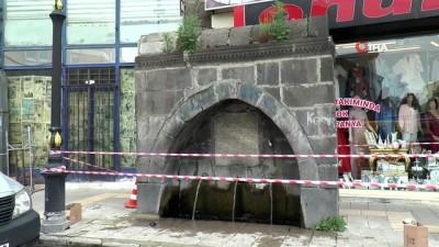 Erzurum çeşmeler şehri