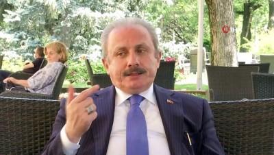 secim sistemi -  TBMM Başkanı Mustafa Şentop'tan ABD'ye cevap