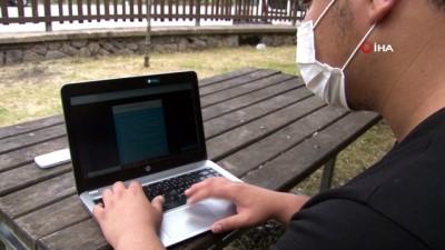 Sınav sistemi çöken üniversite,  sosyal medyada gündem oldu