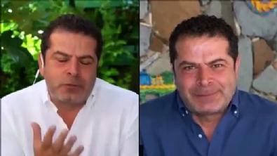 Cüneyt Özdemir kendi kendini konuk etti