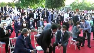 dugun toreni -  Kartal Belediye Başkanı Gökhan Yüksel dünya evine girdi