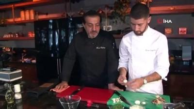 Mehmet şef mutfağın yeni kurallarını anlattı... Yeni normalde mutfağın düzeni