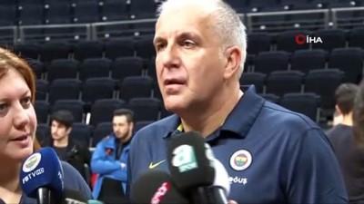 basketbol takimi - Arşiv -Fenerbahçe'de Obradovic dönemi sona erdi