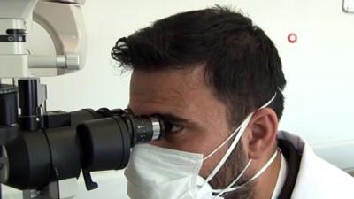 """saglik taramasi -  Op. Dr. Özpınar: """"Göz hastalıklarında erken tedaviyle oldukça başarılı sonuçlar alıyoruz"""""""