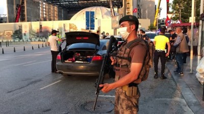 trafik cezasi -  İstanbul Huzur Uygulamasının bilançosu açıklandı