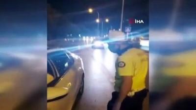 trafik cezasi -  Gaziantep'te 386 sürücüye trafik cezası kesildi