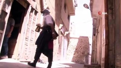 Mardin esnafının 'Mırracısı'