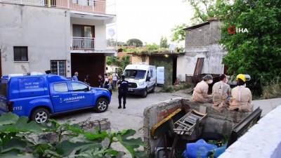 İzmir'de feci ölüm... Yem karma makinesine düşen şahıs hayatını kaybetti