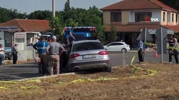 kavacik -  Edirne'de trafik kazası: 4 yaralı