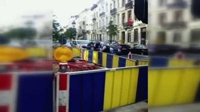 - Belçika'da polis 13 yaşındaki çocuğa ters kelepçe taktı