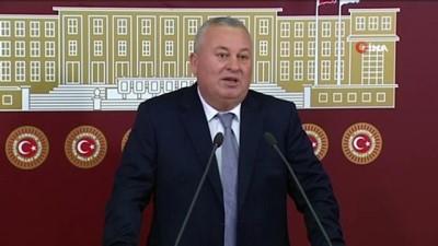 "adalet yuruyusu -  MHP'li Enginyurt: ""HDP kapatılmalıdır"""
