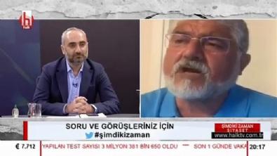 recep tayyip erdogan - Bir yanda İsmail Saymaz, diğer yanda Serdar Savaş! Halk TV'de 'Erdoğan' tartışması