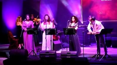 sanat muzigi - Bodrum'da 'Kainatın Kanunu Kadın' konseri - MUĞLA