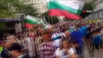 - Bulgaristan'da hükümet karşıtı gösteriler büyüyor