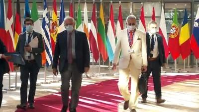 disisleri bakanlari - AB üyesi ülkelerin dışişleri bakanları Brüksel'de buluştu - BRÜKSEL