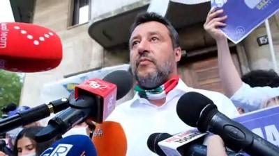 İtalyan Lig partisi lideri Salvini, Ayasofya'nın ibadete açılmasını protesto etti - ROMA