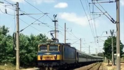 Yılın ilk 'arabalı treni' Kapıkule'den giriş yaptı - EDİRNE