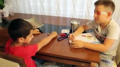 trafik cezasi -  7 yaşındaki çocuktan trafik kurallarına uymayan babasına ceza