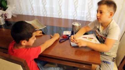trafik cezasi - Minik trafik dedektifi babasına ceza kesti - SAKARYA