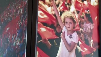 kurtulus savasi -  15 Temmuz Gazileri Platformu Başkanı Bulut 'Bundan sonra da diz çökmeyeceğiz'