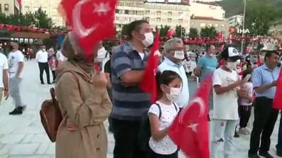 Afyonkarahisar'da 15 Temmuz 'Zaferi' etkinlikleri
