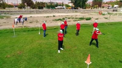 Erzincan'da kurban timi bayrama hazırlanıyor
