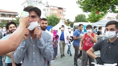 sinema filmi -  Türkiye'de ilk minderli sinema etkinliği
