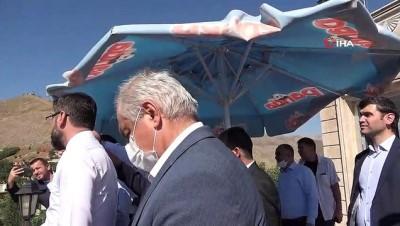 Konya heyetinden Bitlis'e çıkarma