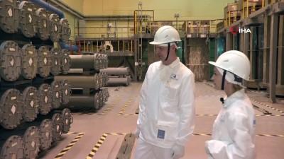 Rusya'da, Akkuyu NGS'nin teknolojisine sahip bir ünite daha hayata geçiyor - Leningrad NGS-2'nin ikinci güç ünitesinde yakıt yüklemesi başladı