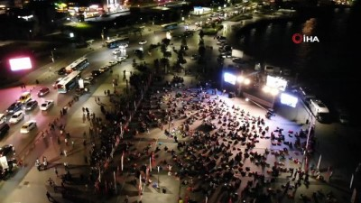 Gençlik ve Spor Bakanlığından Üsküdar'da Ayasofya konseri