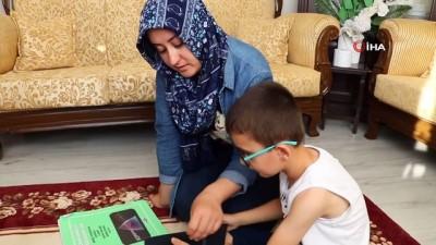 goz ameliyati -  Küçük Ali Eren'in görmesi 60 bin liraya bağlı