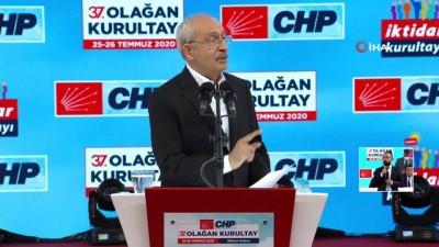 kurtulus savasi -  Kılıçdaroğlu 37'inci Olağan Kurultayında konuştu