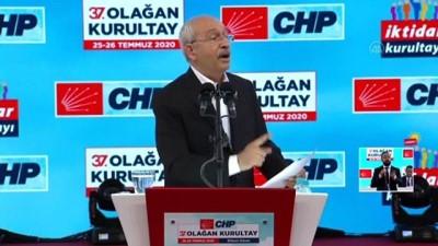dinamit - Kılıçdaroğlu: 'Türkiye Cumhuriyeti tarihinde hiçbir devlet başkanı aldatıldım dememiştir' - ANKARA
