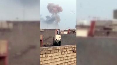 Irak Savunma Bakanlığından 'Bağdat'ta askeri üs patlaması yanlış depolanmadan kaynaklı' açıklaması