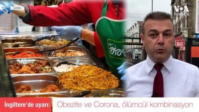''Obezite Corona'dan Ölümü Yüzde 90 Arttırıyor''
