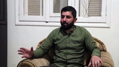 Esed rejiminin zindanlarında 7 yıl alıkonulan SMO komutanı Ali Hatip, yaşadıklarını anlattı - RASULAYN