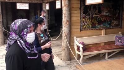 Dönemin köy meydanı müzede canlandırılıyor - BAYBURT