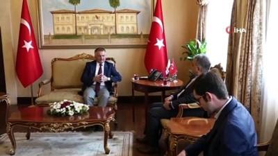 iranlilar -  İran Büyükelçisi Farazmand: 'İranlılar Türkiye'de kendilerini güvende hissediyor'