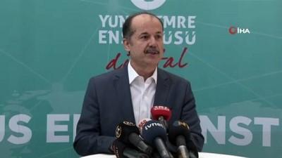 bag kur -  Yunus Emre Enstitüsü Dijital Kültür Merkezi açıldı