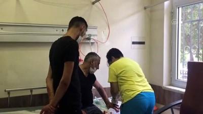 'Acemi kasaplar' hastanelik oldu - İSTANBUL