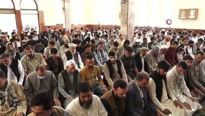 bayram namazi -  - Afganistan'da Kurban Bayramı namazı kılındı