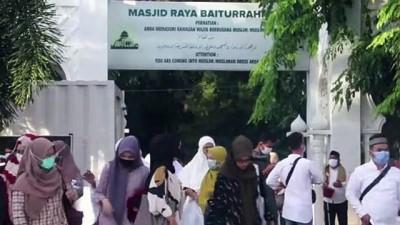 bayram namazi - Endonezya'da Kurban Bayramı namazı - AÇE