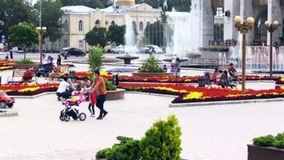 bayram namazi - Kırgızistan'da Kurban Bayramı Kovid-19 gölgesinde geçti - BİŞKEK