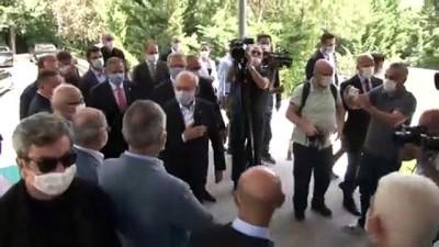 grup baskanvekili - Kılıçdaroğlu: '(Çoklu baro düzenlemesi) Resmi Gazete'de yayımlandığı gün Anayasa Mahkemesine başvuracağız' - ANKARA