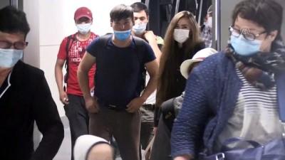 ucak bileti - Seferlerin yeniden başlamasının ardından Moskova'dan ilk yolcular İstanbul'a geldi