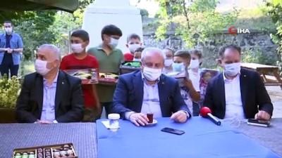 bayram hediyesi -  TBMM Başkanı Prof. Dr. Mustafa Şentop'tan çocuklara bayram hediyesi