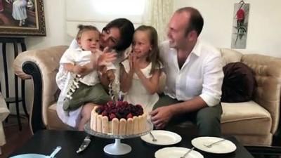 ambulans ucak - Yaşama tutunan Leo bebek ilk yaş gününü kutladı - İZMİR